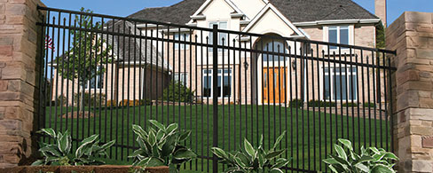 ActiveYards Aluminum Fence Diamond