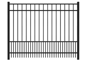 Active Yards Aluminum Fence Jasper