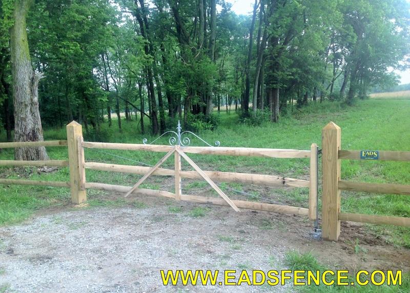 Ohio Fence Company Eads Fence Co Kentucky Board