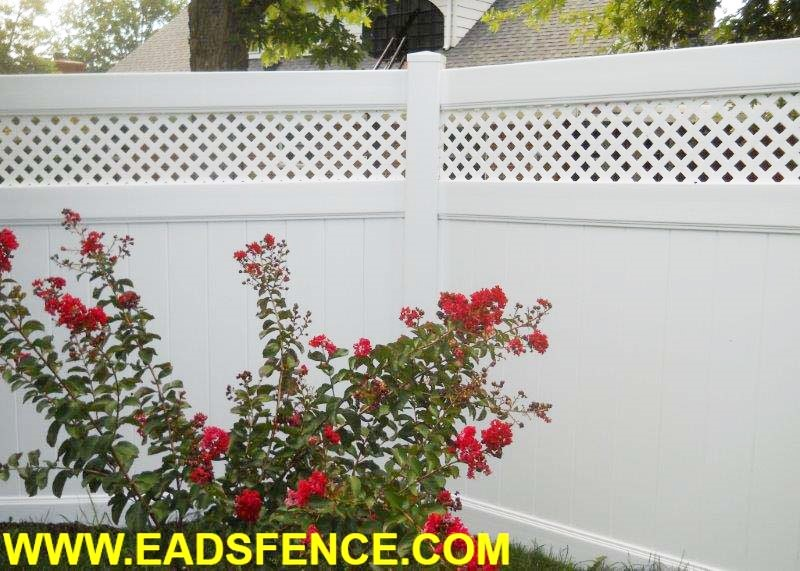 Show products in category Vinyl Privacy Fences