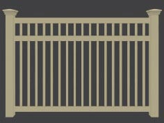 Ohio Fence Company Eads Fence Co Cottonwood