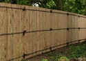 Picture for category Bamboo Privacy Fences