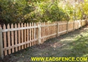 Picture of Gothic Picket Photo Gallery