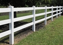 Picture for category Vinyl Ranch Rail Fence Materials