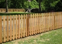 Picture for category Wood Picket Fences