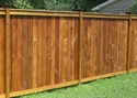 Picture for category Wood Privacy Fence Materials