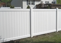Picture for category Vinyl Privacy Fences
