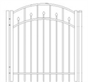 Picture of S3 Essex Arched Walk Gate Drawing