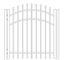 Picture of S6 Citadel Arched Walk Gate Drawing