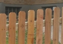 Picture for category Dog Ear Picket Fence