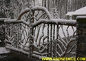 Picture for category Rustic Cedar Log Gates