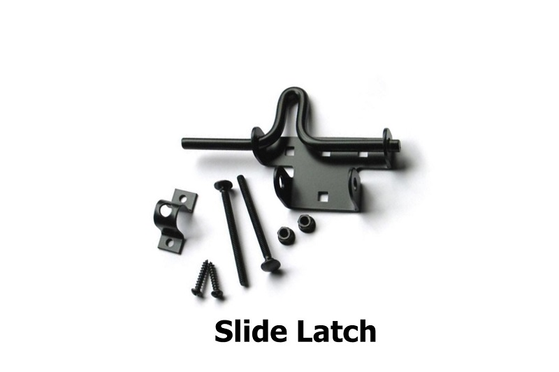 Ohio Fence Company Eads Fence Co Slide Latch