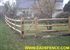 Picture of Untreated Split Rail Photo Gallery