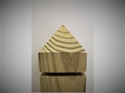 Picture of Grooved Pyramid Post Top