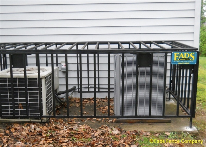 Ohio Fence Company Eads Fence Co Air Conditioner