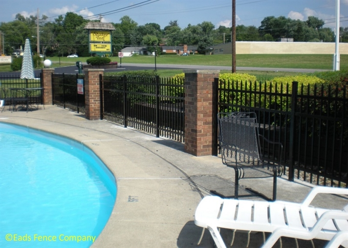 Ohio Fence Company Eads Fence Co Pool Fences