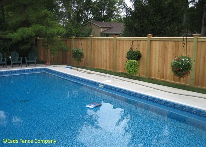Ohio Fence Company Eads Fence Co Pool Fences
