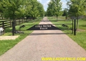 Picture of Farm Logo Gates
