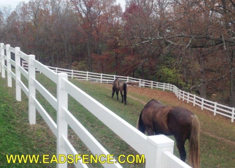 Ohio Fence Company Eads Fence Co Horse Amp Equestrian