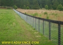 Picture of 1 Rail Board Fence Photo Gallery
