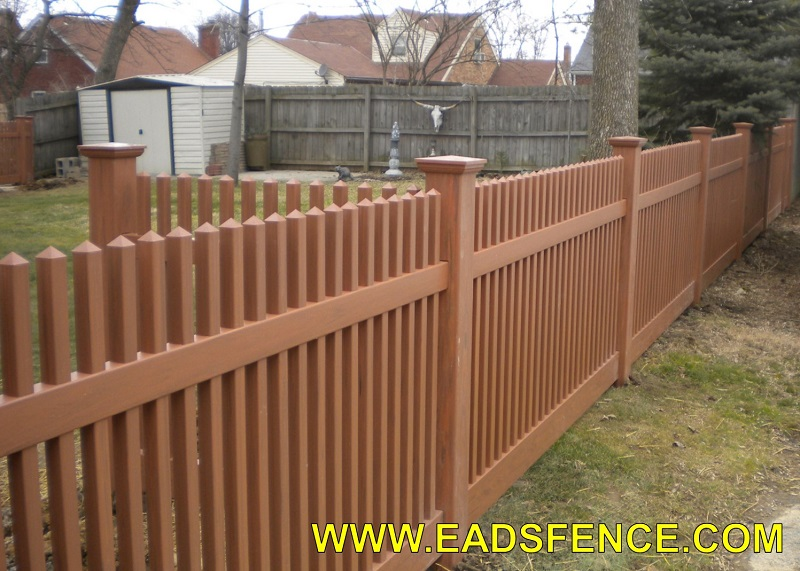 Brown Vinyl Picket Fence Images Tagged Brown Vinyl Picket Fence