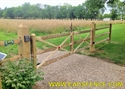Picture for category Kentucky Board & Split Rail Gates