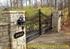 Picture of Ornamental Metal Estate Gates