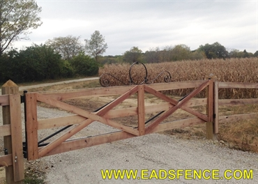 Picture of Kentucky Board Entry Gates