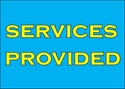 Picture for category Services Provided