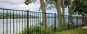 Picture for category Bedrock Aluminum Fence