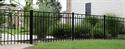 Picture for category Amethyst-3 Rail Aluminum Fence